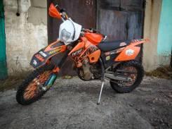 KTM 450 EXC, 2008