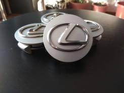 """Оригинальные колпачки (4шт. ) для литых дисков Lexus 16"""", 17"""", 18"""",19"""""""