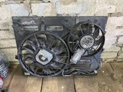 Диффузор в сборе VW Touareg, Cayenne, Q7 162012