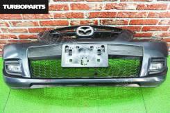 Бампер передний Mazda Axela BK3P (36C) [Turboparts]