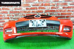 Бампер передний Mazda Axela BK3P (A4A) [Turboparts]