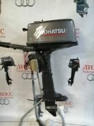 Лодочный мотор Tohatsu 5 (лот 36)
