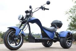 Электроскутер трицикл Seev CityCoCo Trike Chooper, 2020