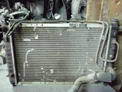 Радиатор основной Daewoo Matiz