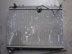 Радиатор основной citroen с4 grand picasso