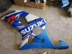 Пластик левый Suzuki gsx-r1000 k1 k2