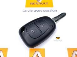 Ключ зажигания (корпус) Renault 2-х кнопочный