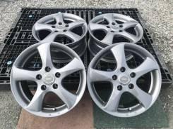 Продам литые диски R16 Bridgestone Toprun