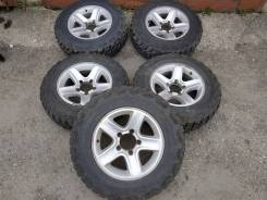Колеса Suzuki Grand Vitara на грязевой резине