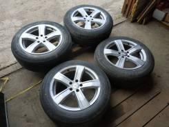 Оригинальные диски Mercedes S-class + резина 225/60R18