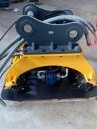 Вибротрамбовка гидравлическая навесная для Case 570/580/590/595/695