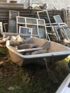 Лодка стеклопластиковая под навесной мотор
