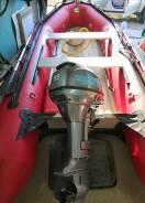 Продам лодку ПВХ Mercury HEVY DUT, Y AIR 380 с двигателем mikatsu 18