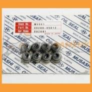 Маслосъемные колпачки (комплект 8 шт) Musashi / MV601