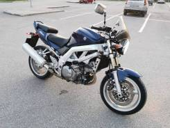 Suzuki SV 1000, 2004