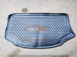 Коврик в багажник модельный Nissan Leaf 2009-2017г (полиуретан)