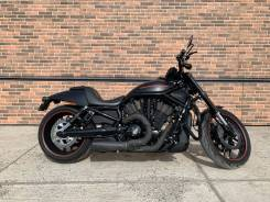 Harley-Davidson Night Rod, 2012