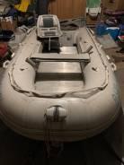 Продам лодку HDX-370 Oxigen