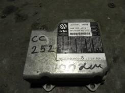 Volkswagen passat CC Блок управления AirBag