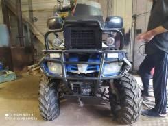 Stels ATV 300, 2010