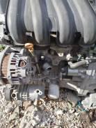 Двигатель Nissan CUBE Z12 HR15DE, с АКПП