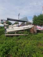 Продам лодку Обь-3 с мотором Yamaha 25