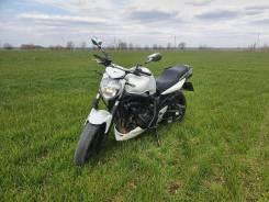 Yamaha FZ6N, 2008