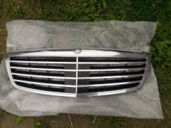 Решетка радиатора Mercedes-Benz W221 S-klasse 2005-2013 под дистроник