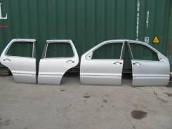 Двери комплект рестайл. Mercedes-Benz W163 из Японии в Новосибирске.
