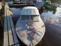 Прогресс 2 матор сузуки 30 4т сгидро подемником лодка укомплитована