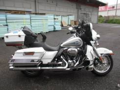 Harley-Davidson Electra Glide Classic FLHTC, 2009