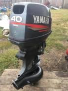 Лодочный мотор Yamaha 40 водомет