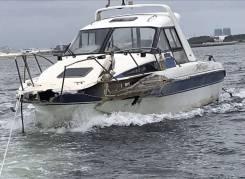 Ремонт корпусов катеров, яхт