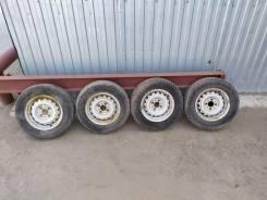 Диск колесный штампованый R13 4*100