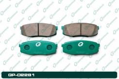 Колодки тормозные дисковые G-Brake GP02281