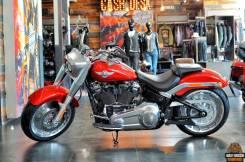 Harley-Davidson Fat Boy, 2020