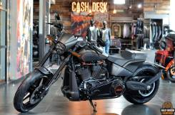 Harley-Davidson Softail, 2020