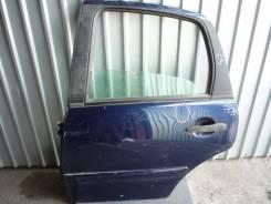 Дверь задняя левая Citroen C3 2002 г