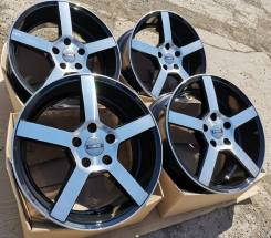 Новые литые диски NEO на Toyota Corolla, Camry, Auris R16