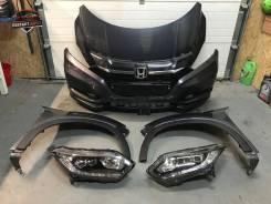 Ноускат Honda, Целиком, под ключ (Передний срез автомобиля)