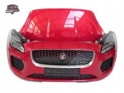 Ноускат Jaguar, Целиком, под ключ (Передний срез автомобиля)
