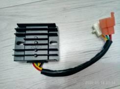 Реле регулятора зарядки шесть контактов  Honda CBR 600/ VFR800