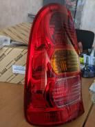 Стоп левый Toyota Hilux Vigo 81561-0K020 оригинал 2005-2011гг