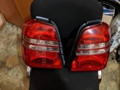 Стоп правый левый Toyota Kluger V 1я модель
