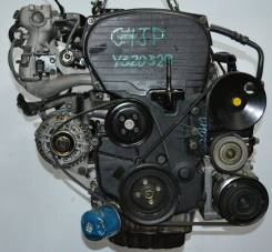 Двигатель Sonata EF тагаз/ Kia Magentis 2л G4JP