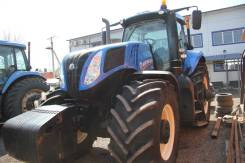 New Holland T8.410, 2017
