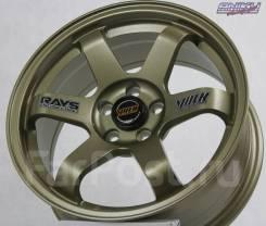 Продам диски с резиной Volk Racing TE37S
