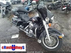 Harley-Davidson Electra Glide Ultra Classic FLHTCUI 1HD1FC4187Y696625, 2007