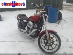 Harley-Davidson Sportster Superlow XL883L 1HD4CR21XCC446127, 2012