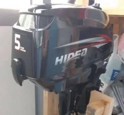 Лодочный мотор Hidea HDF5 бу